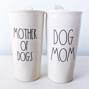Rae Dunn Mother of Dogs and Dog Mom Mug